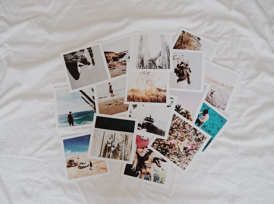 Printed photos