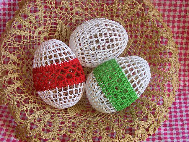 15 Easter Egg Crochet Patterns