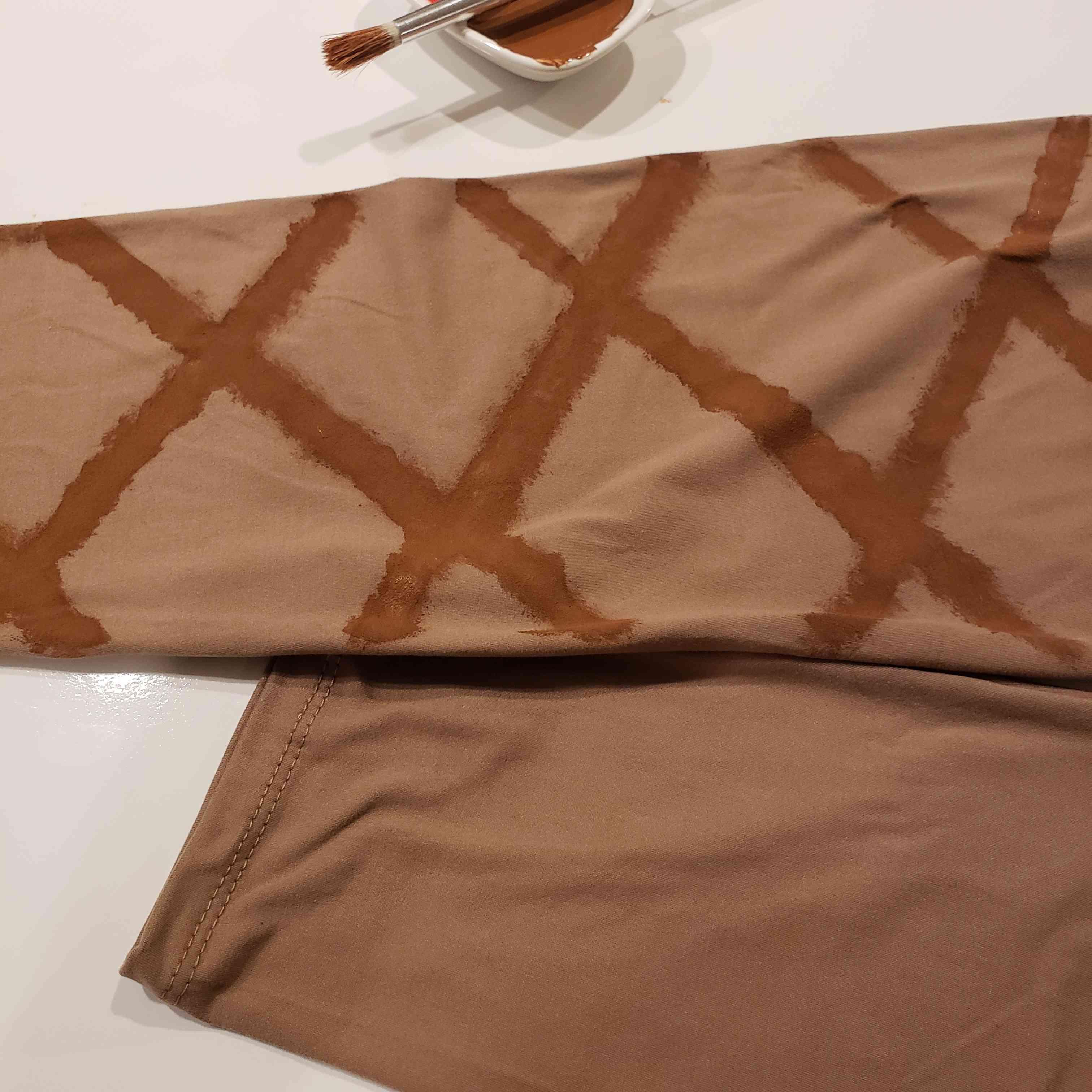 waffle cone leggings