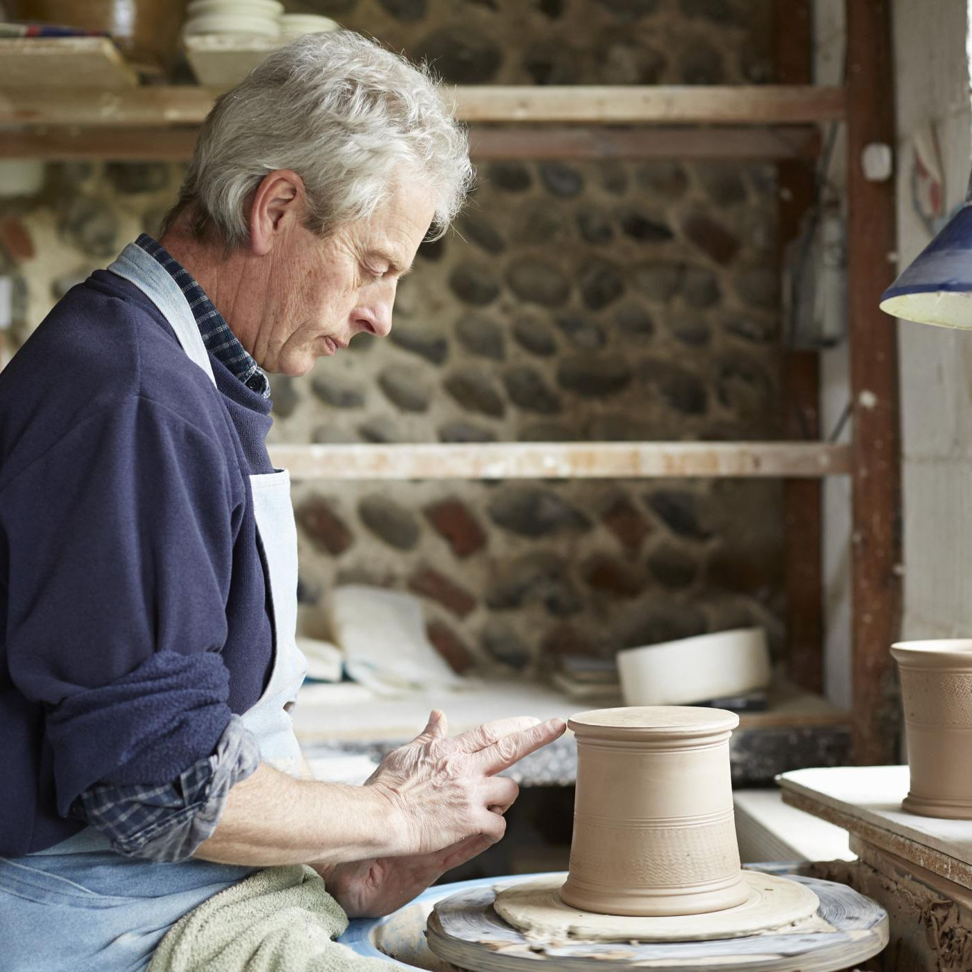 How to Begin Creating Pottery With Clay