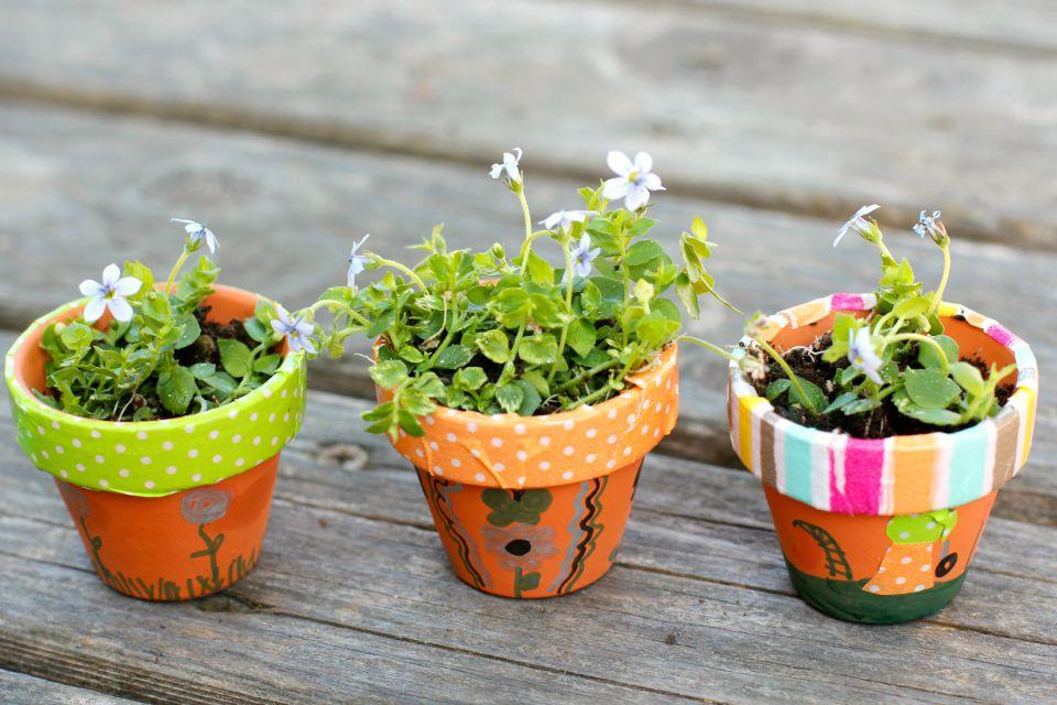 16 Diy Flower Pot Ideas To Showcase Your Plants