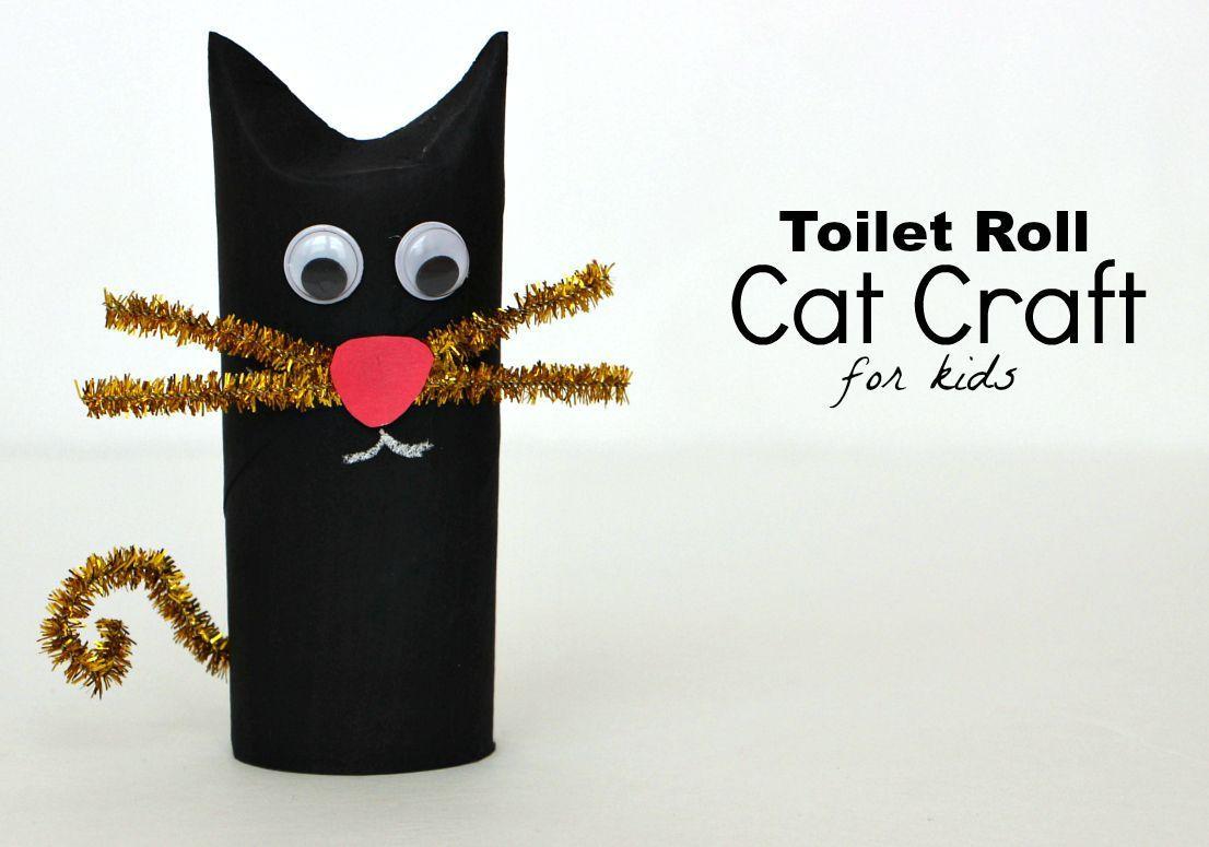 Paper Roll Craft Ideas