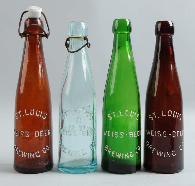 Weiss Beer Bottles