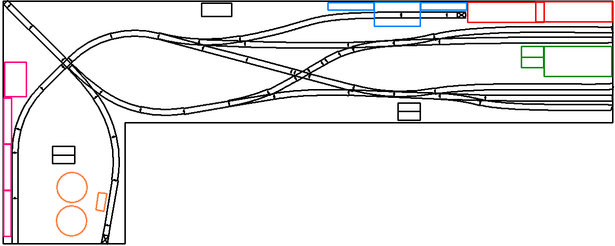 Archer Paper Switching Layout
