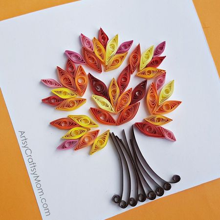 11 Paper Quilling Patterns For Beginners