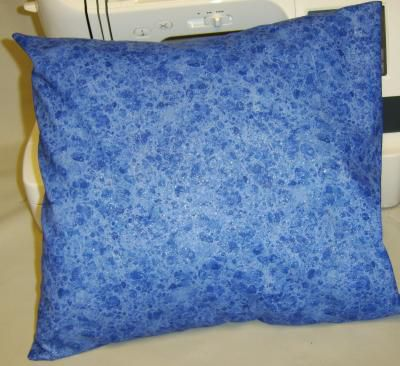 Envelope Back Pillow