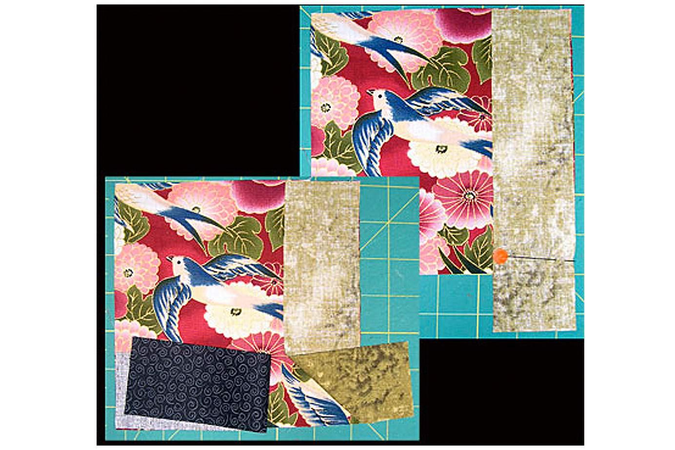 Sew Easy Attic Windows Quilt Blocks