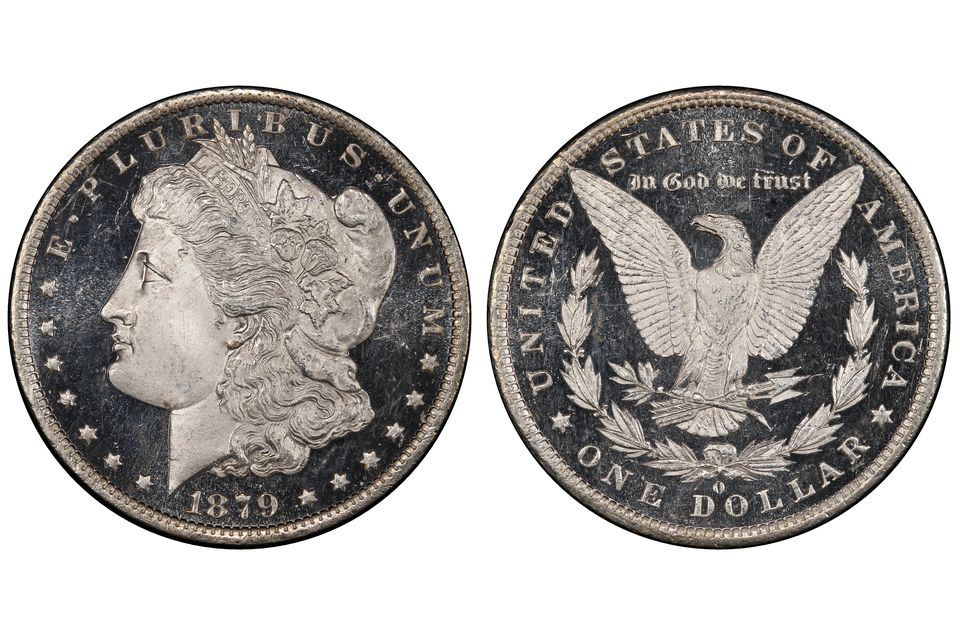 1879-O Morgan Dollar DMPL
