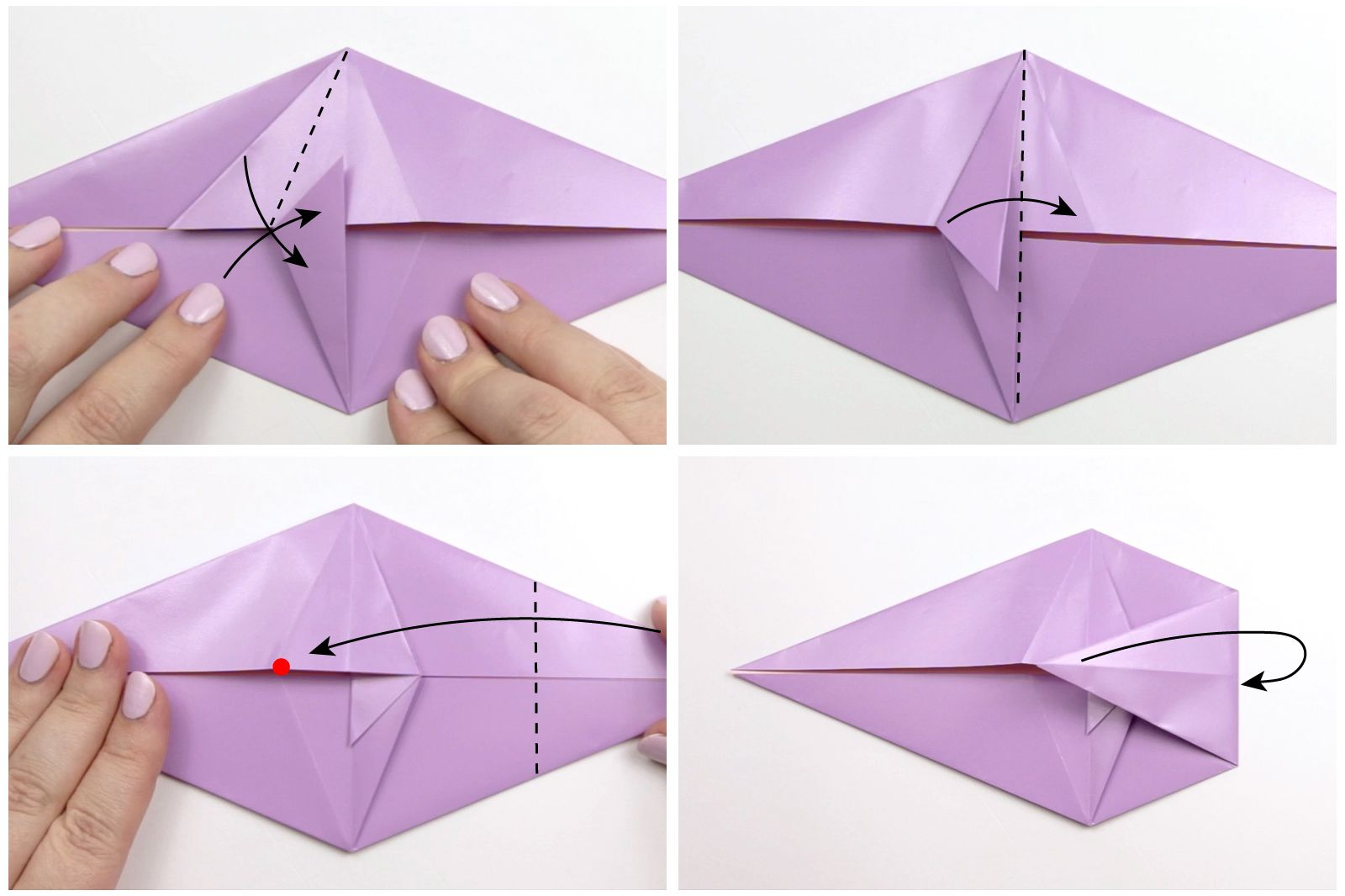origami mouse tutorial 03