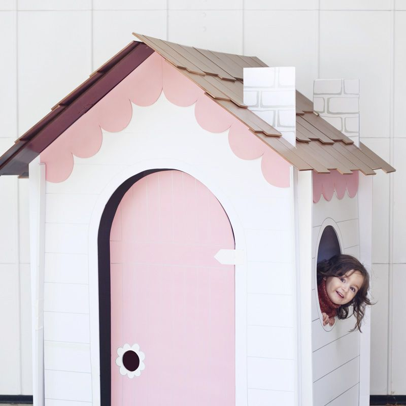 DIY Collapsible Play House