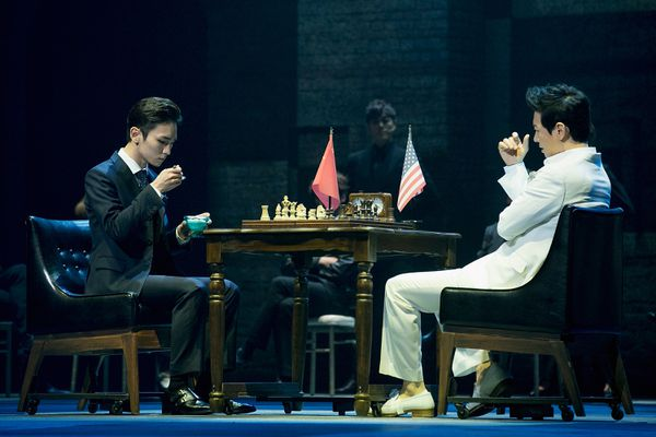 Chess: The Musical