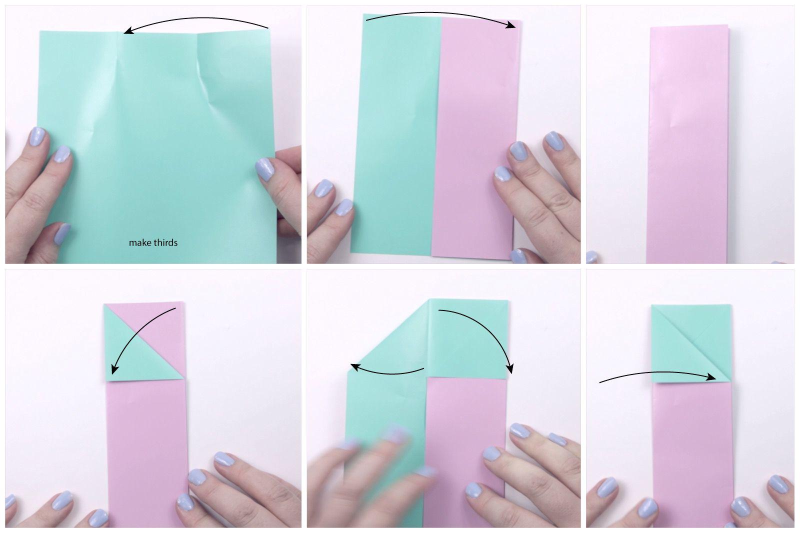 japanese origami doll tutorial 06