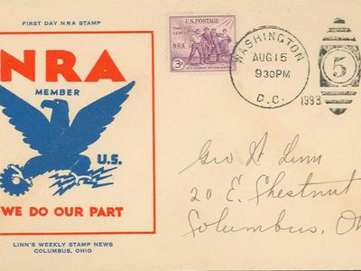 The First Day Cover