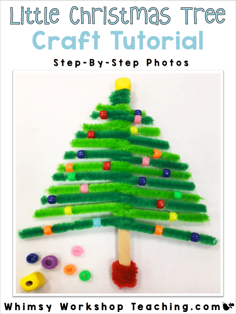 Christmas Tree Craft.20 Christmas Tree Crafts For Kids