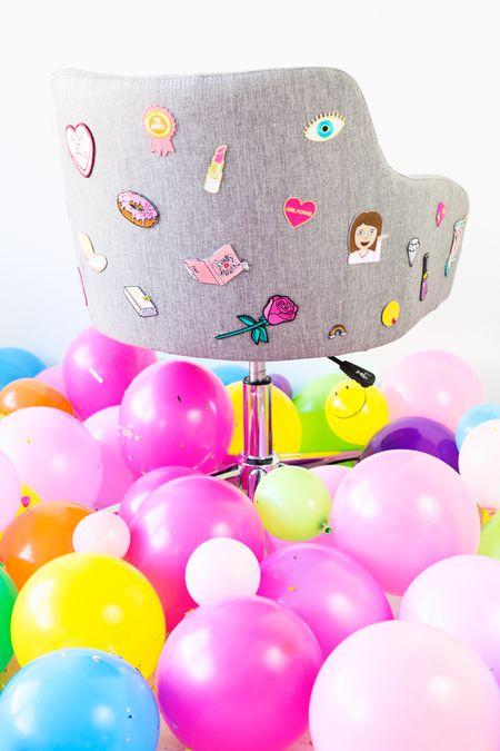 42 diys for a beautiful organized office diy flair chair solutioingenieria Choice Image