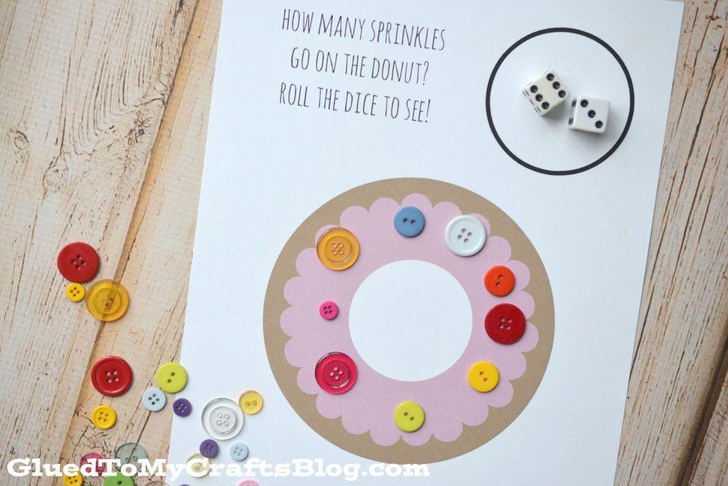 Donut Sprinkle Game