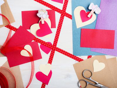 18 Diy Valentine S Day Card Ideas
