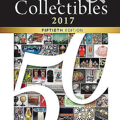 Warman's Antiques & Collectibles 2017 Cover