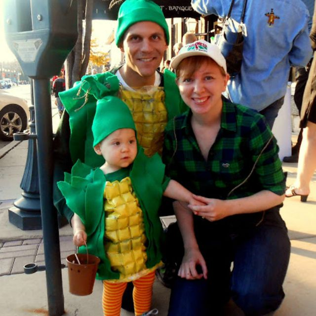 Corn Farm Family Costumes