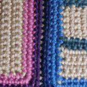 Slip Stitch Join