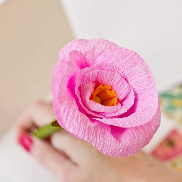 DIY Flower Pencil