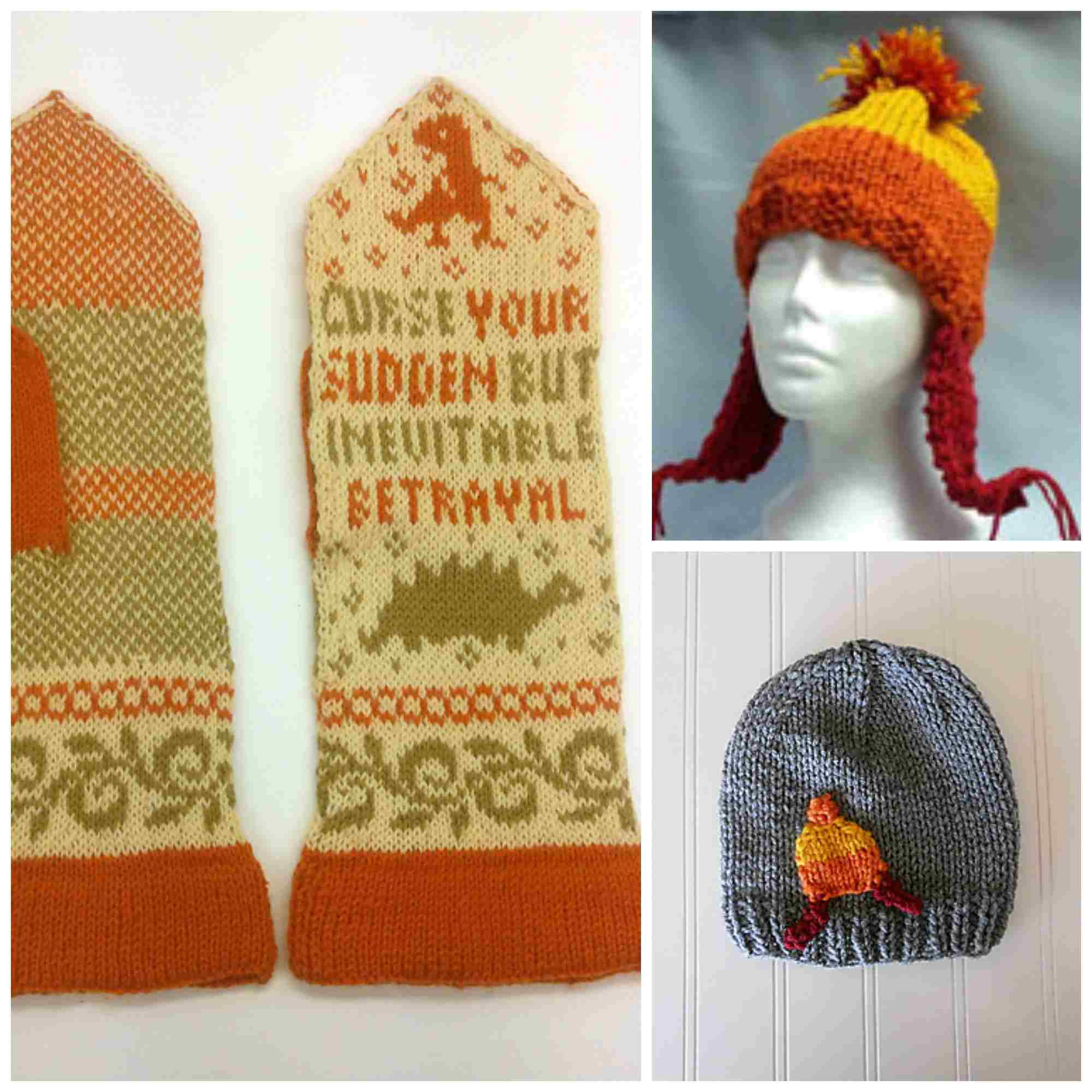 Must-Knit Geek Knitting Patterns