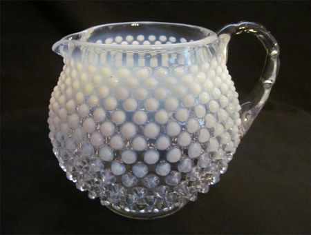 Hobnail Definition Related To Antique Glass
