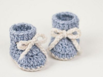 Where To Find Free Patterns For Crocheted Baby Shoes