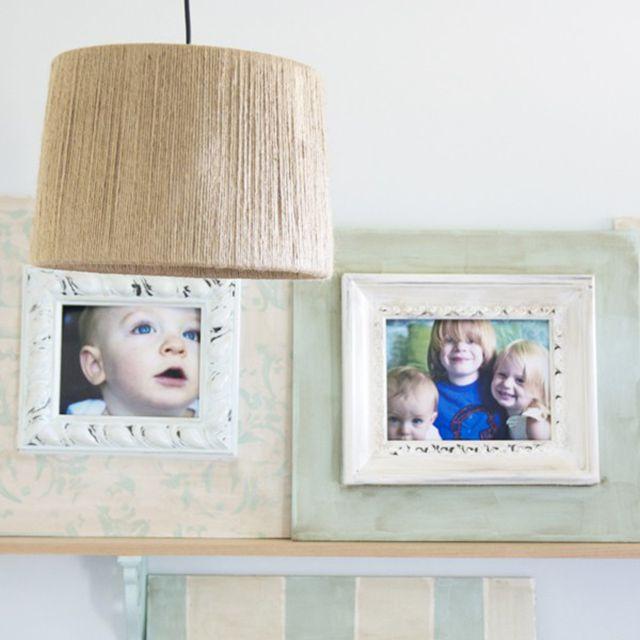 DIY lampshade tutorial