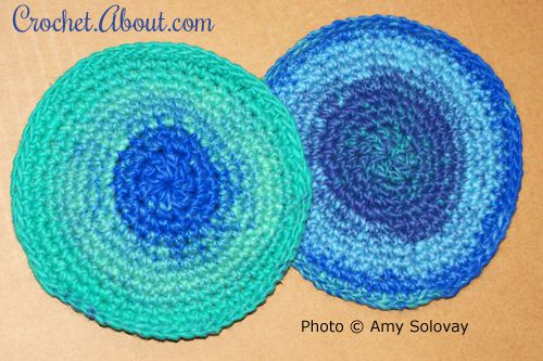 Secrets For Crochet Success With Variegated Yarn Impressive Variegated Yarn Crochet Patterns
