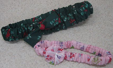 Free directions to sw a fabric headband