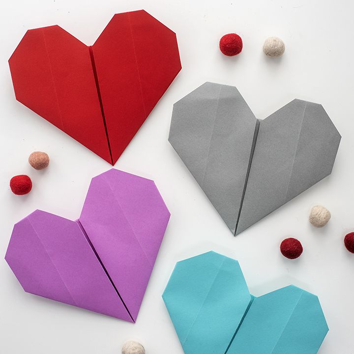 origami stress relief