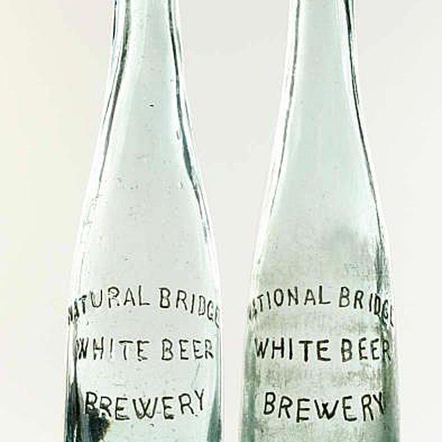 National Bridge Beer Bottles