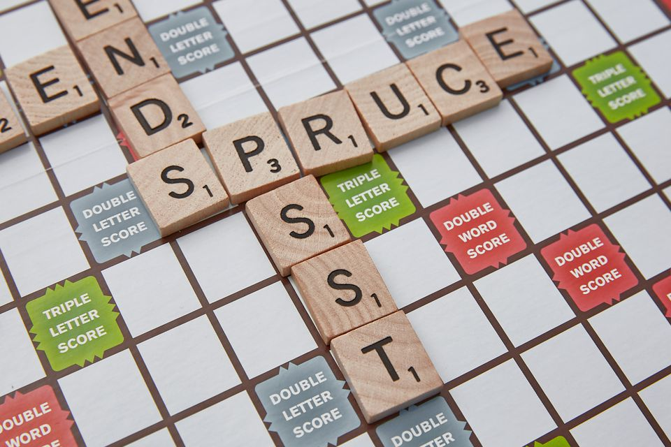Scrabble tiles with no vowels