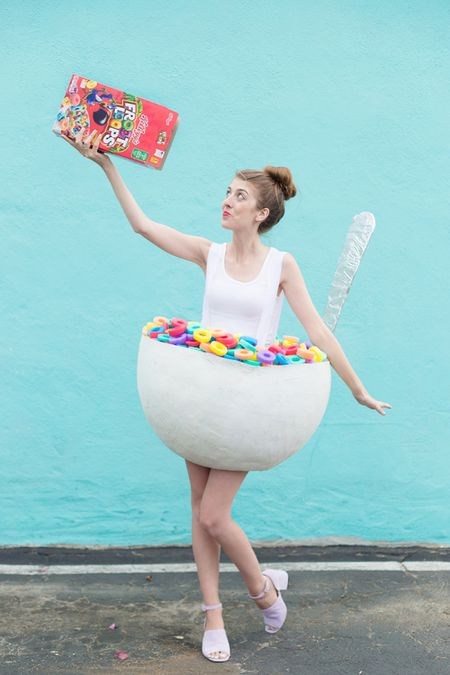 15 diy halloween costumes you can make from paper solutioingenieria Choice Image