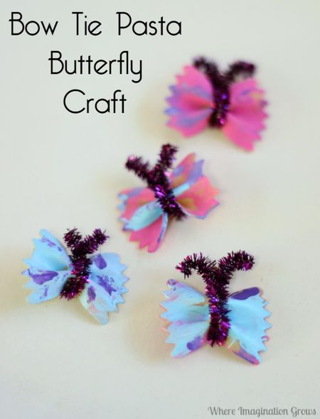 15 Butterfly Crafts For Kids