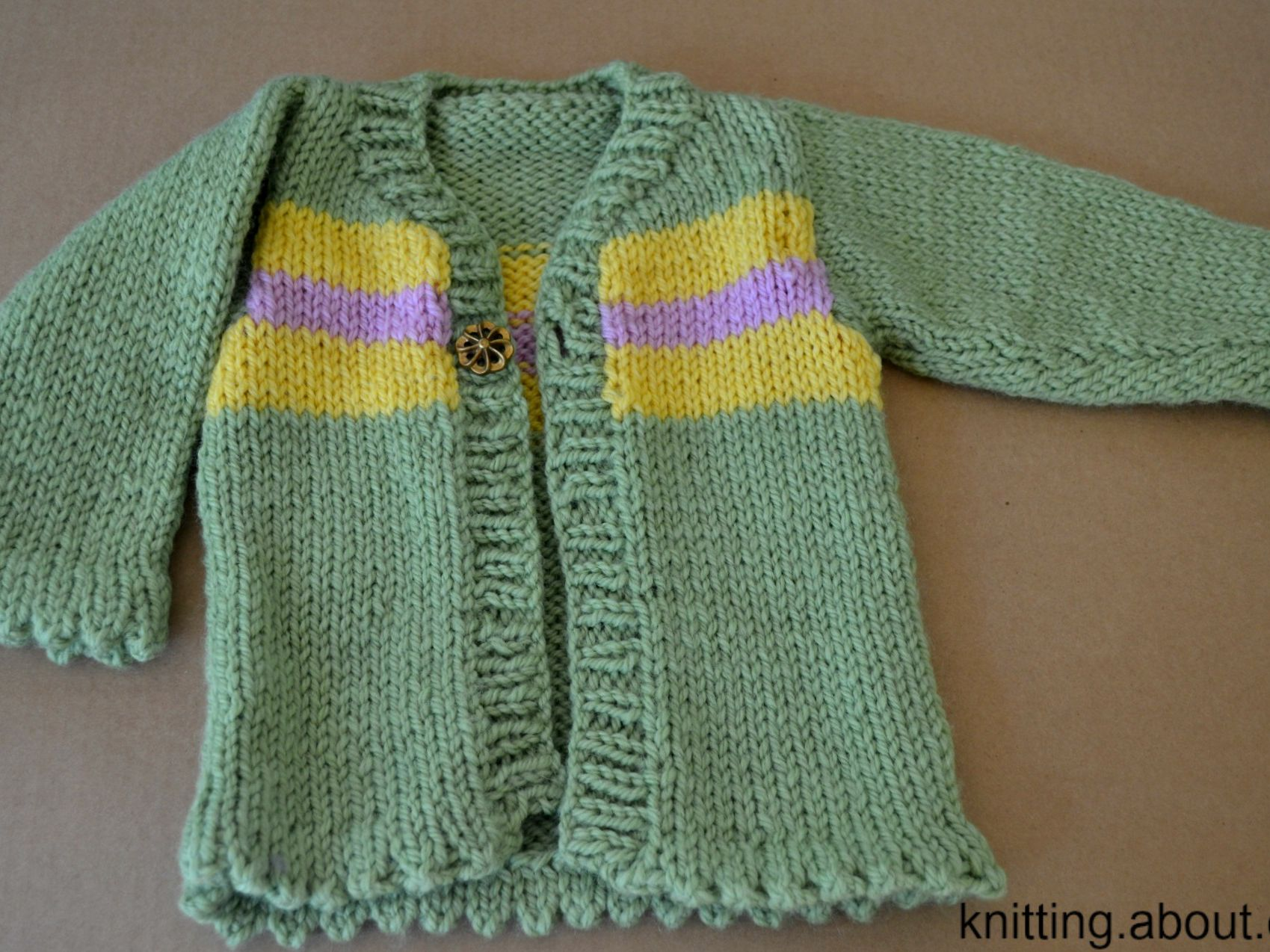 Knitting With And Caring For Superwash Wool