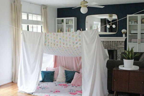 Build a Blanket Fort