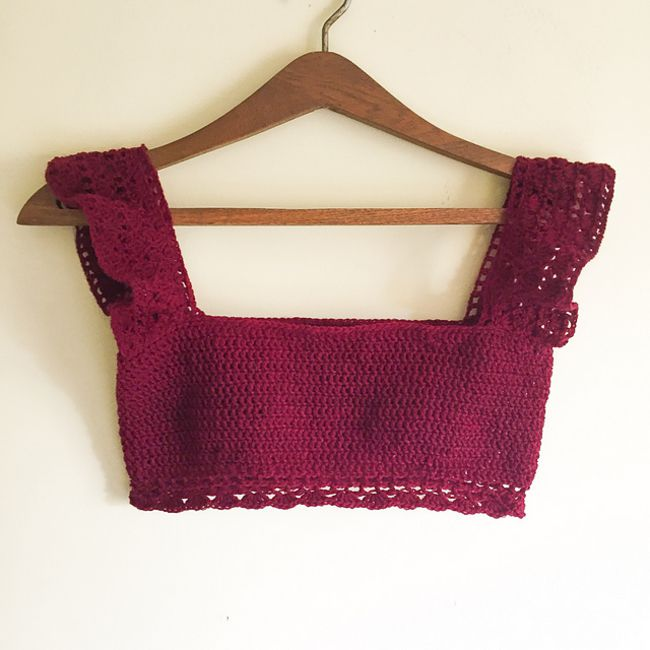 Free Crochet Clothing Patterns For Women