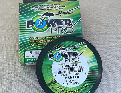 Power Pro Fishing Line Bead Thread