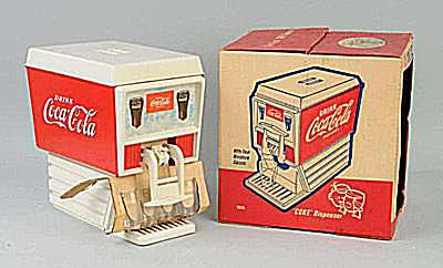 Coca-Cola Toy Dispenser