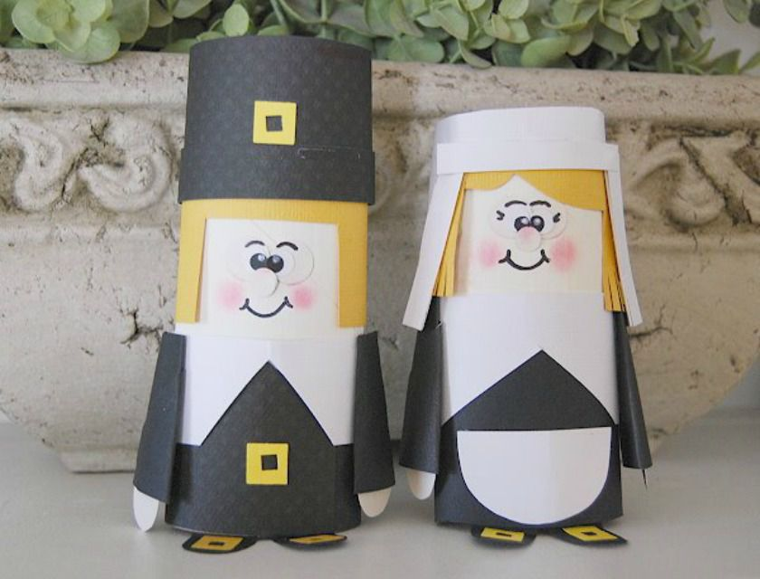 Pilgrim craft for kids