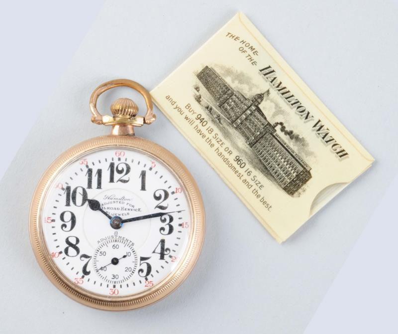 5acd9e6e9 Antique Pocket Watch Value Photo Guide