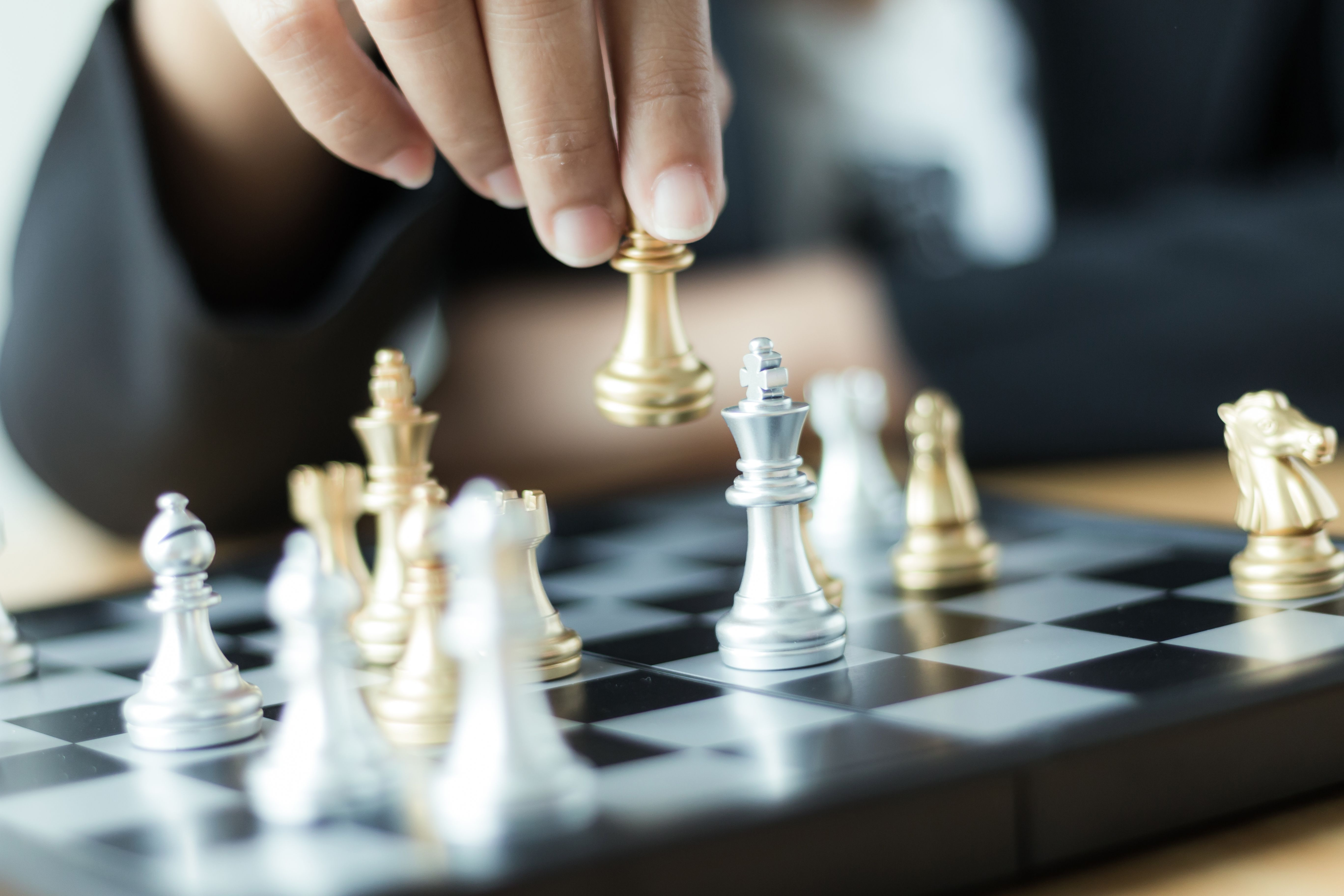 Basic Rules of Tournament Chess
