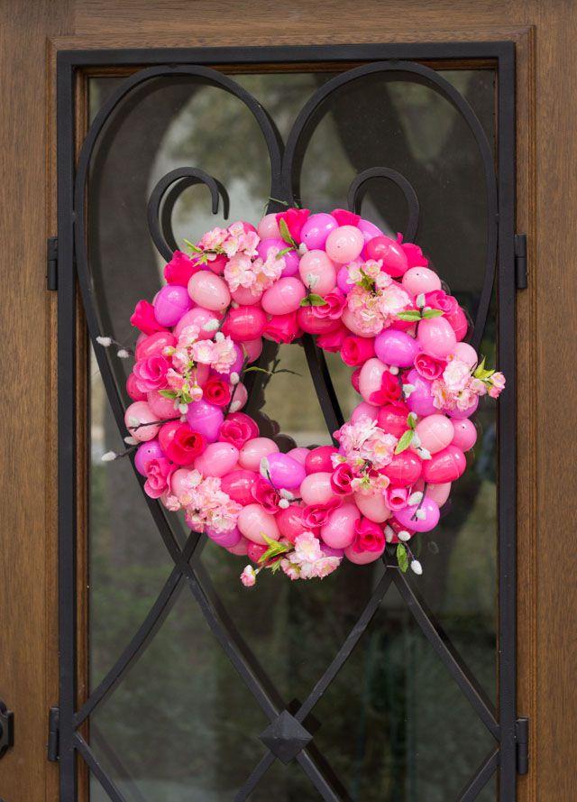 21 DIY Easter Wreaths Perfect for Your Front Door