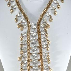 Napier Crystal Necklace