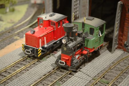 Toy Train Size: Electric Train Scales for Children