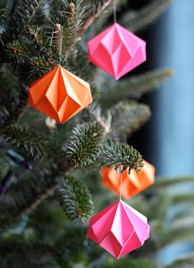 24 Diy Christmas Tree Ornaments