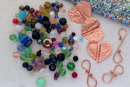 Beaded Sun Catcher Project Instructions