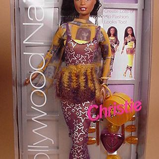 Hollywood Nails Christie In Box c. 1999